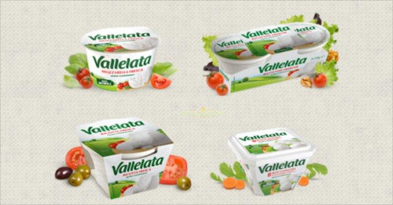 Buoni sconto prodotti Vallelata