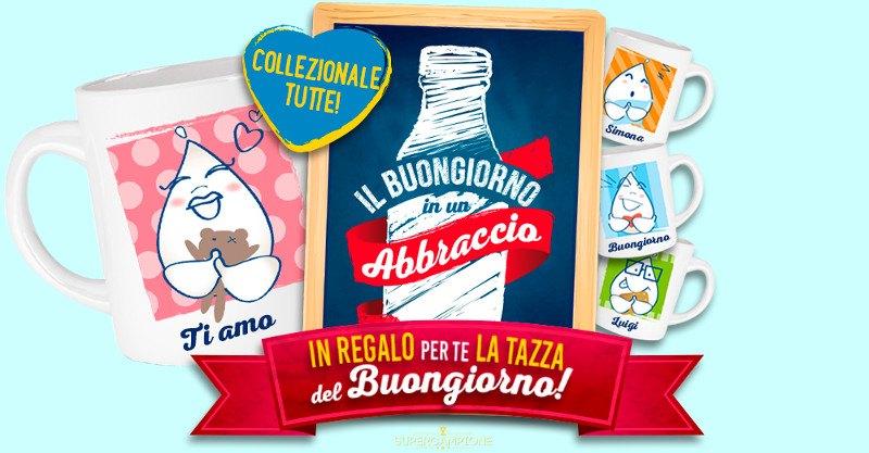 Tazza personalizzata Parmalat