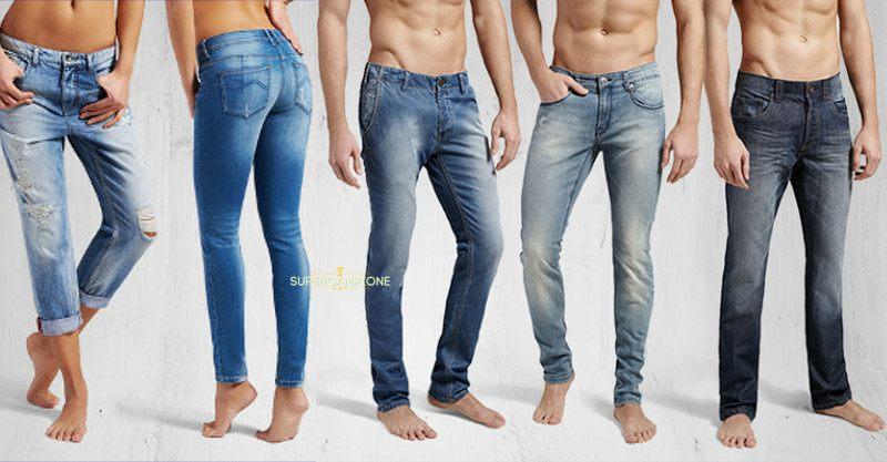 OVS: jeans a 1€ ogni due acquistati