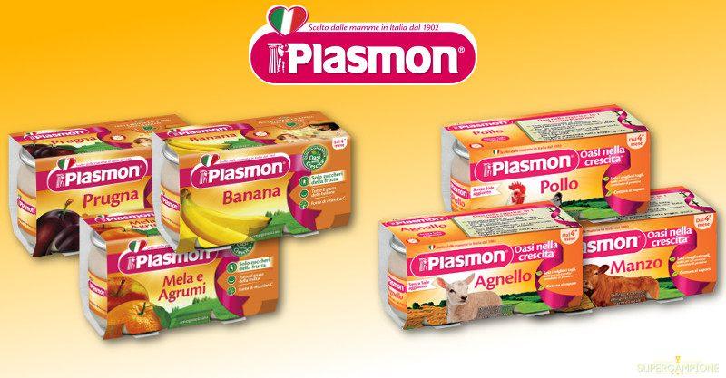 Buoni omogeneizzati Plasmon da 1€