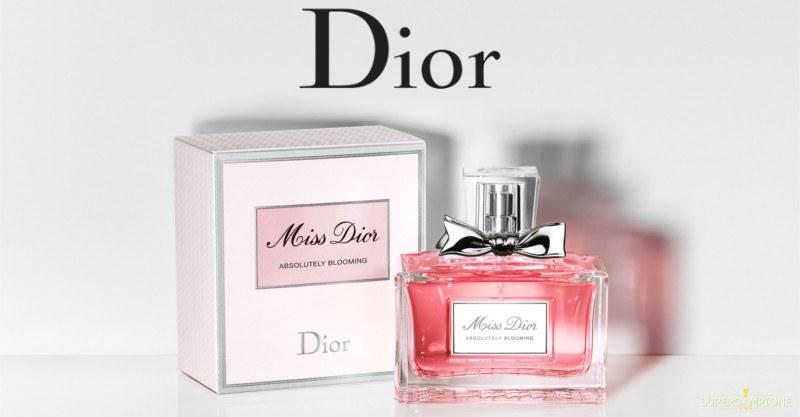 Supercampione - Omaggio profumo Miss Dior