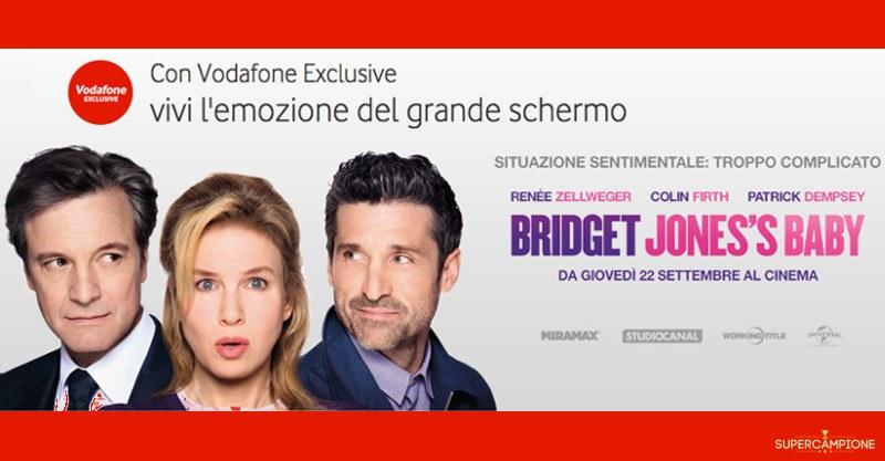 Vodafone ti regala l'anteprima di Bridget Jones's Baby