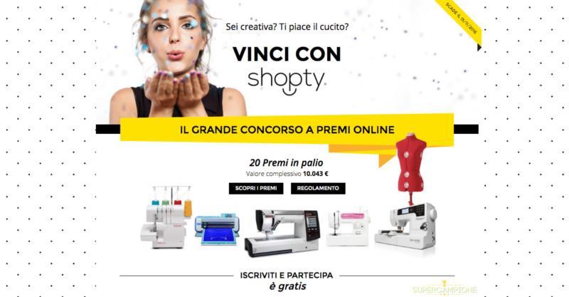 Concorso online Shopty
