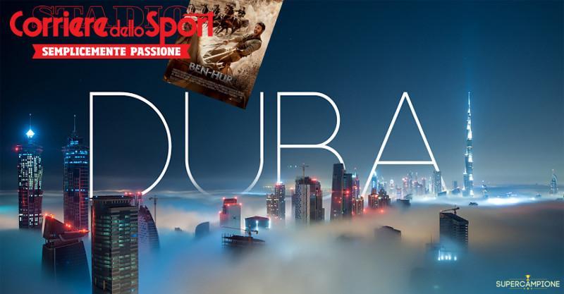 Supercampione - Vinci un viaggio a Dubai