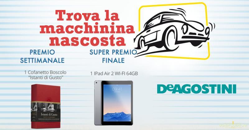 Vinci cofanetti Boscolo e iPad Air 2