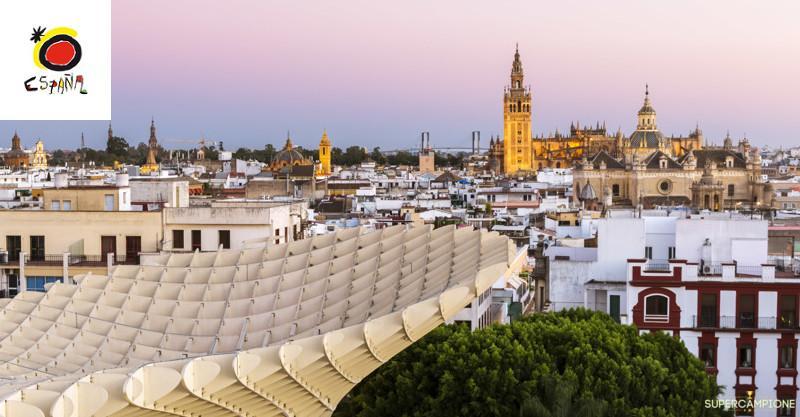 Vinci un viaggio in Spagna gratis