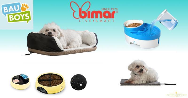 Vinci un kit Bimar per il tuo cane o gatto
