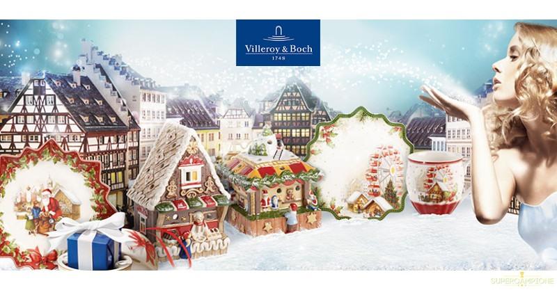 Vinci viaggio a Strasburgo per il mercatino di Natale