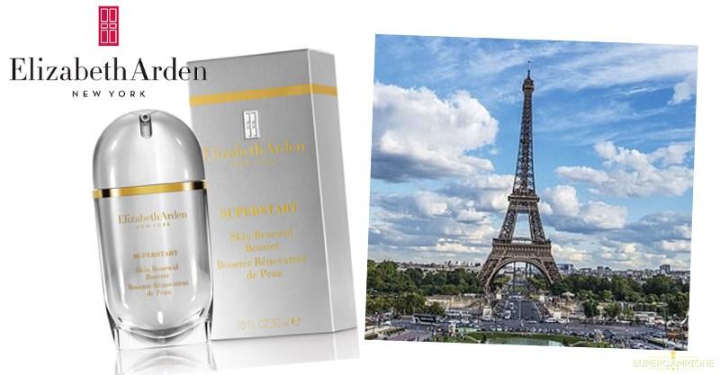 Vinci Superstart e viaggio a Parigi con Elizabeth Arden