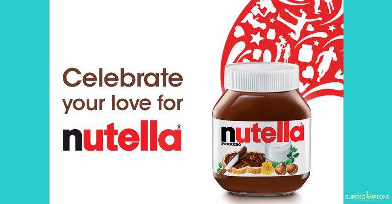 Concorso gratis Nutella: vinci 4000€