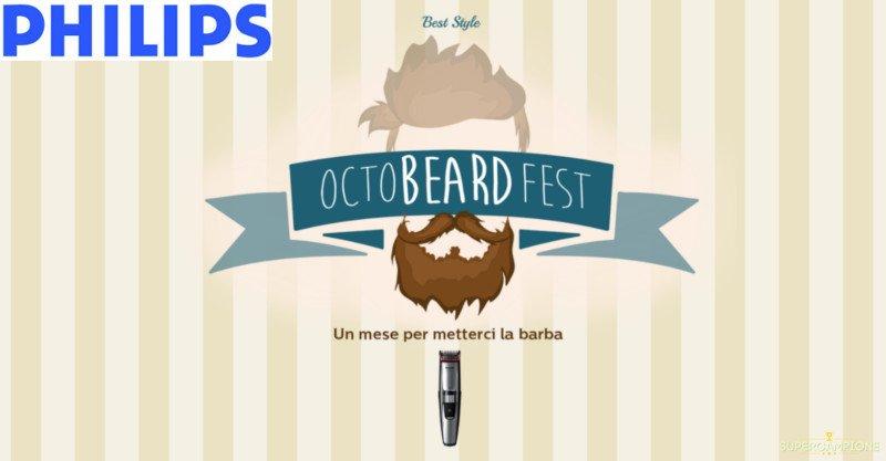 Concorso Philips: vinci 10 rasoi da barba