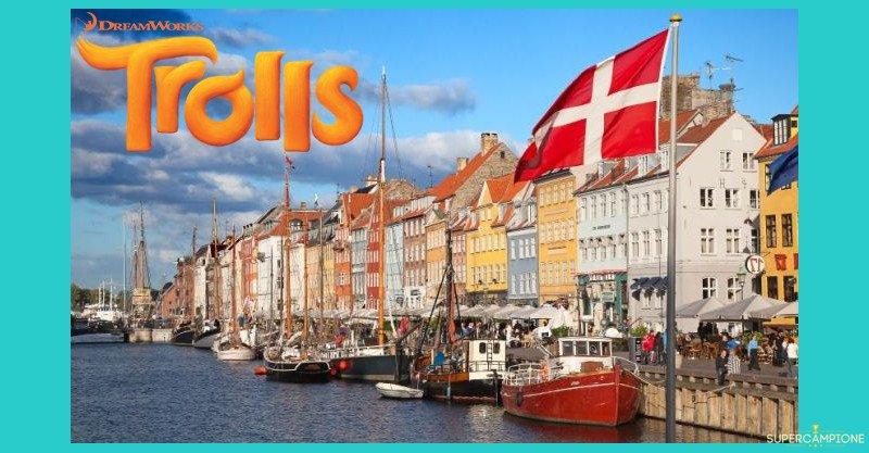 Supercampione - Conta i Trolls e vinci gratis un viaggio a Copenaghen