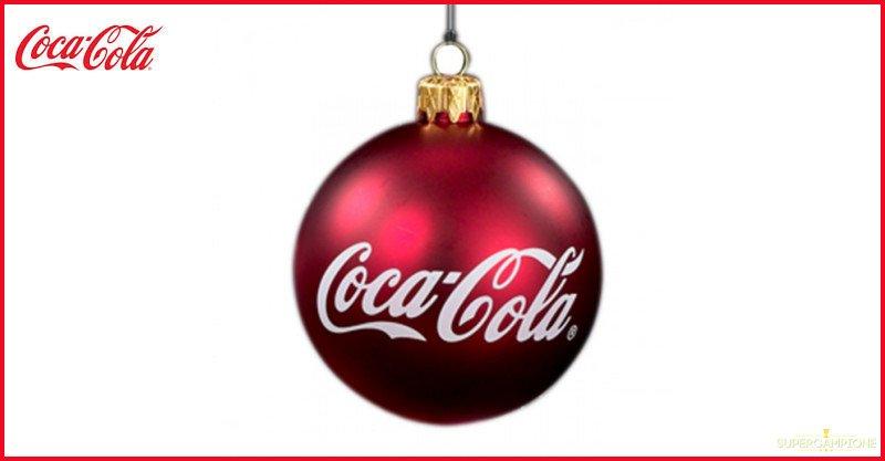 Coca Cola ti regala la pallina di Natale