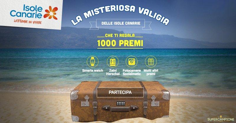 Vinci gratis 1000 premi