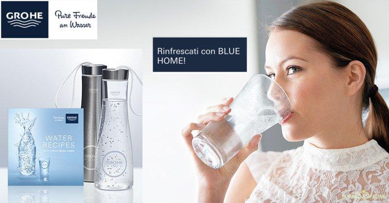 Supercampione - Campioni omaggio bottiglia Grohe