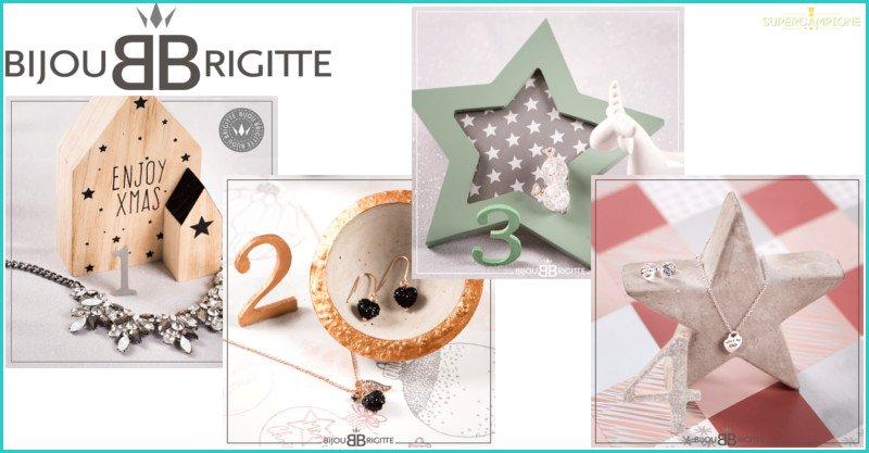 Calendario dell'Avvento Bijou Brigitte: vinci gratis un gioiello al giorno