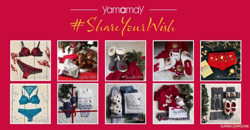 Concorso Yamamay: vinci gratis buoni spesa da 100€
