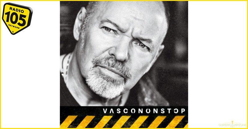 Radio 105: vinci gratis box Vascononstop di Vasco Rossi