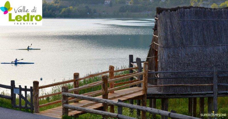 Vinci gratis un weekend nella palafitta di Ledro