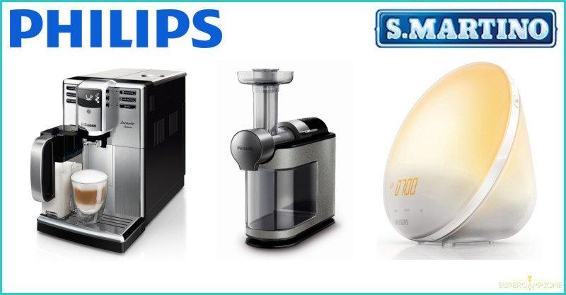 Supercampione - Philips ti regala buoni spesa da 50€ ogni mese