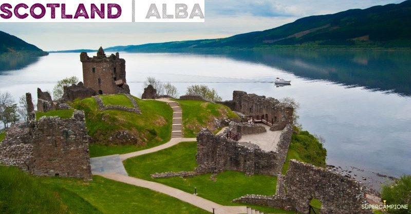 Supercampione - Vinci gratis un viaggio in Scozia