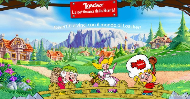Concorso Loacker: vinci soggiorno in Alto Adige