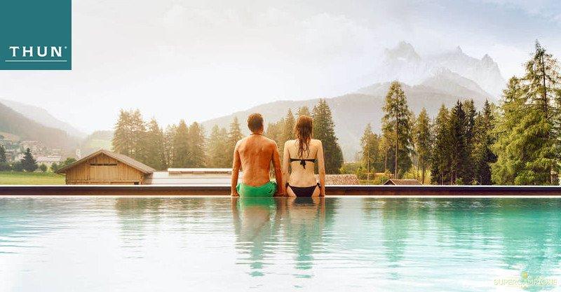 Thun: vinci gratis soggiorno in Alto Adige
