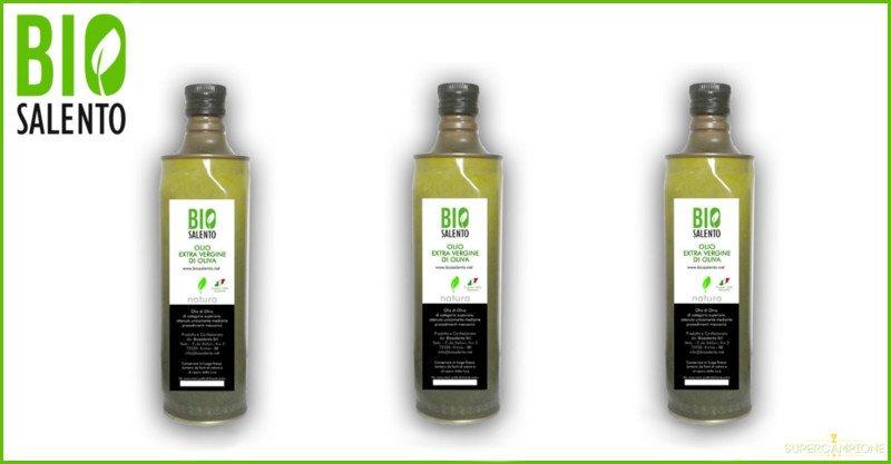 Supercampione - Campioni omaggio olio extravergine di oliva BioSalento
