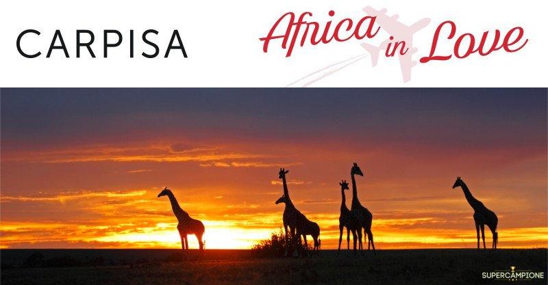 Concorso Carpisa: vinci viaggio in Kenya per 2 persone
