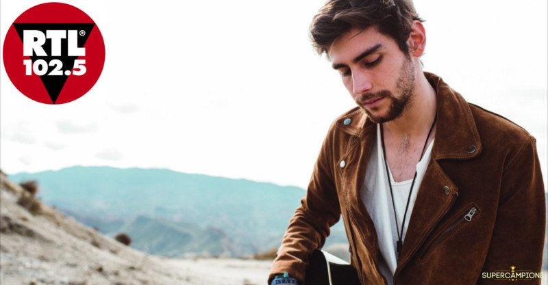 RTL: vinci gratis un concerto in Italia di Alvaro Soler