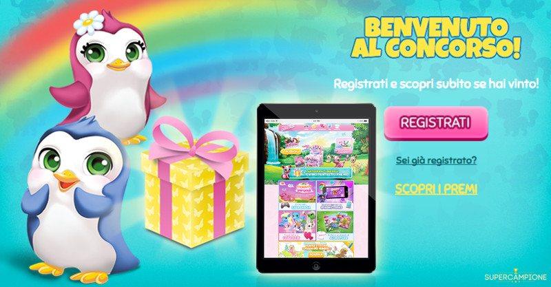 Supercampione - Vinci gratis un iPad 4 Mini