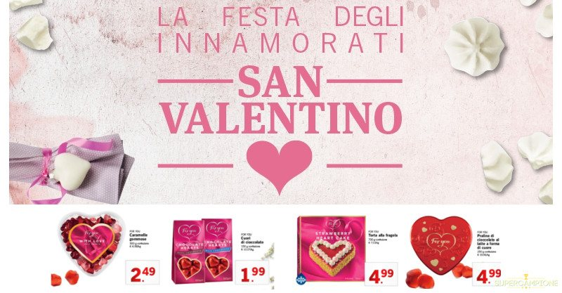Speciale LIDL San Valentino