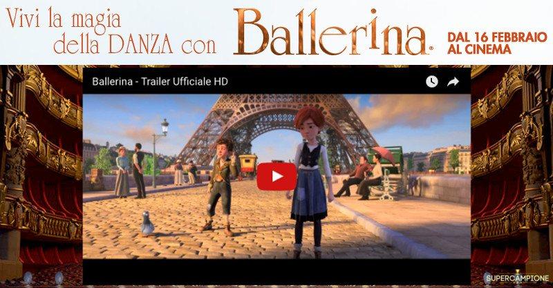 Supercampione - Vinci gratis tutù di Felicie, biglietti balletto e viaggio in Francia