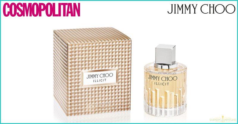 Vinci gratis il profumo Jimmy Choo Illicit