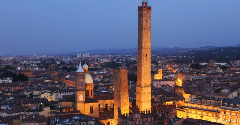Supercampione - Vinci gratis un weekend a Bologna