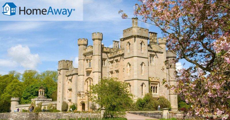 Vinci gratis un viaggio in Scozia al castello Duns Castle