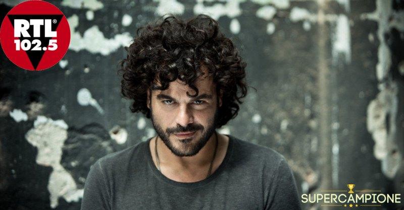Supercampione - Vinci gratis biglietti per il concerto di Francesco Renga