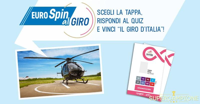 Vinci gratis Pass Hospitality VIP al giro d'Italia
