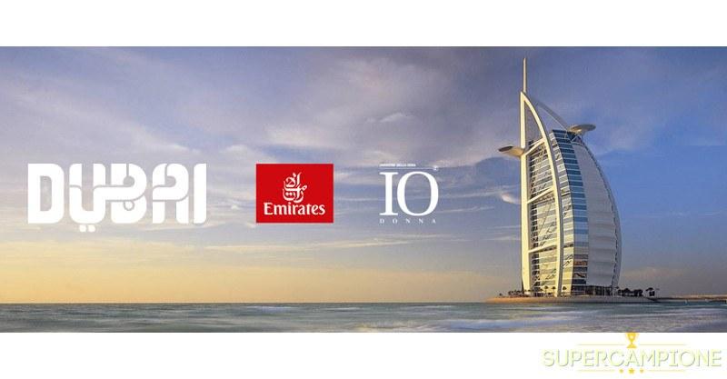 Vinci gratis un volo per Dubai