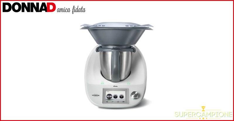 Vinci gratis un robot da cucina Bimby TM5