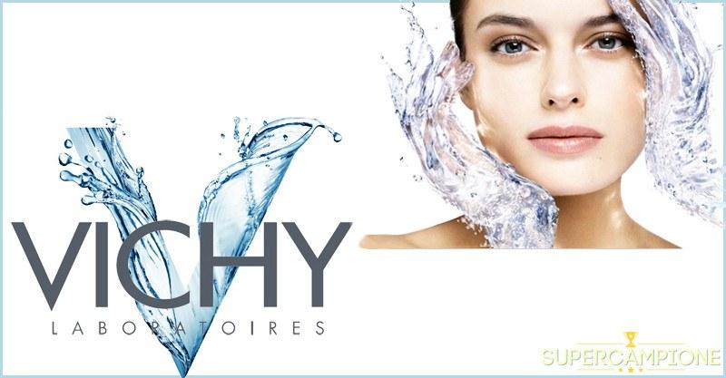 Campioni omaggio trattamento viso Vichy