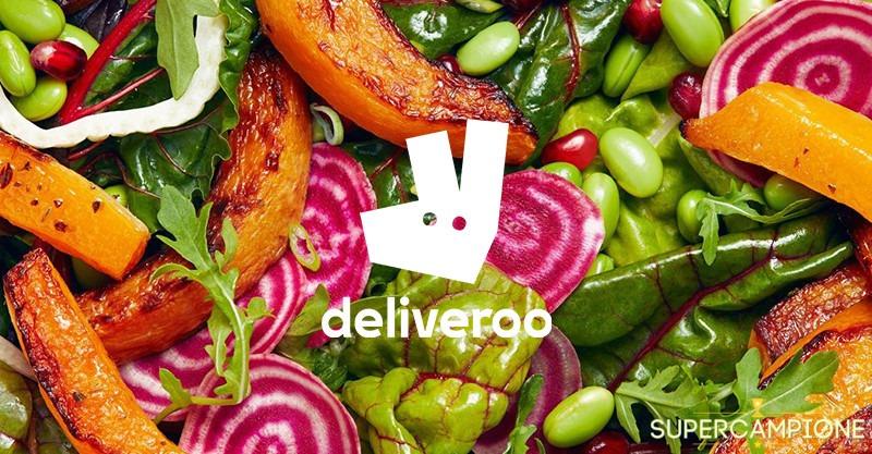 Buono sconto Deliveroo da 2,50€