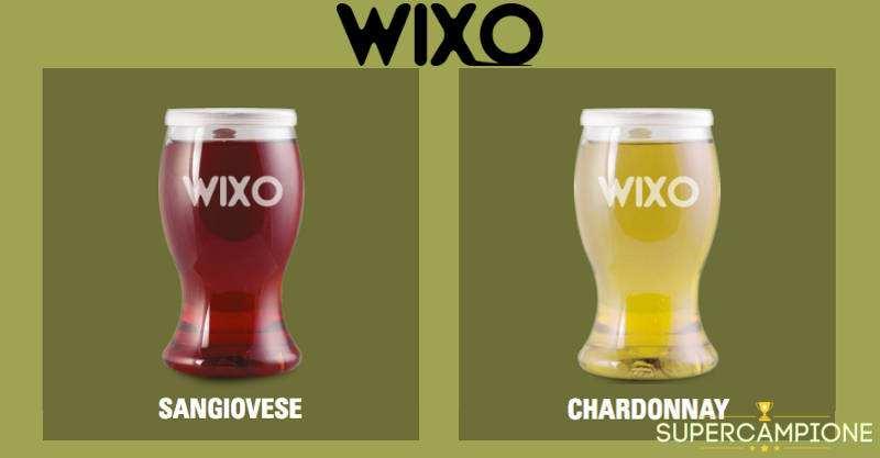 Campioni omaggio vino monodose Wixo
