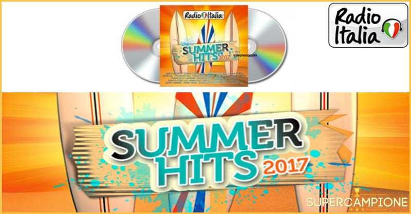 Vinci gratis la Summer Hits 2017