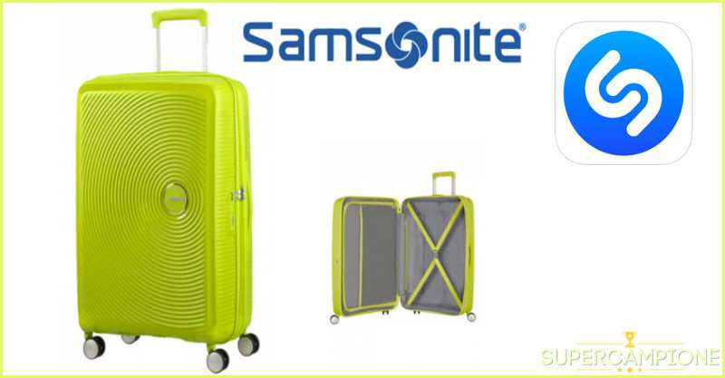 Vinci gratis un trolley Soundbox