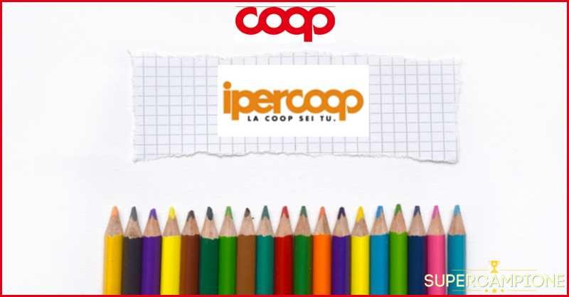 Supercampione - Buoni spesa Coop 10€
