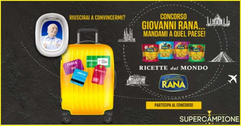 Supercampione - Vinci gratis vacanza, borsoni e carnet buoni sconto