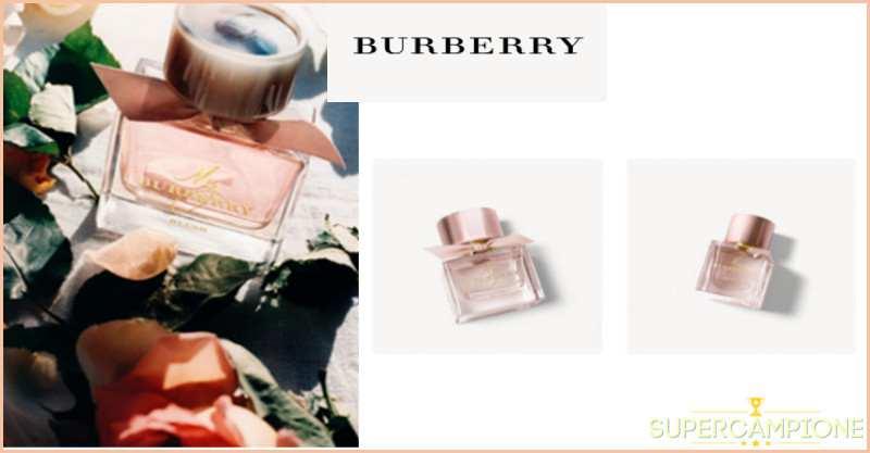 Supercampione - Omaggio my Burberry Blush