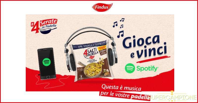 Supercampione - Vinci gratis una serata con uno Youtuber o abbonamento Spotify