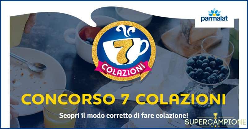 Supercampione - Vinci con Parmalat kit tostapane, kit colazione e forniture di latte